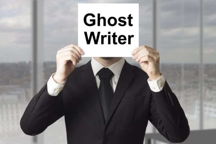 Ghostwriters