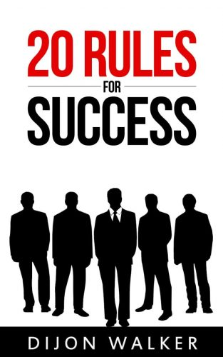 20 Rules For Success Kindle Edition