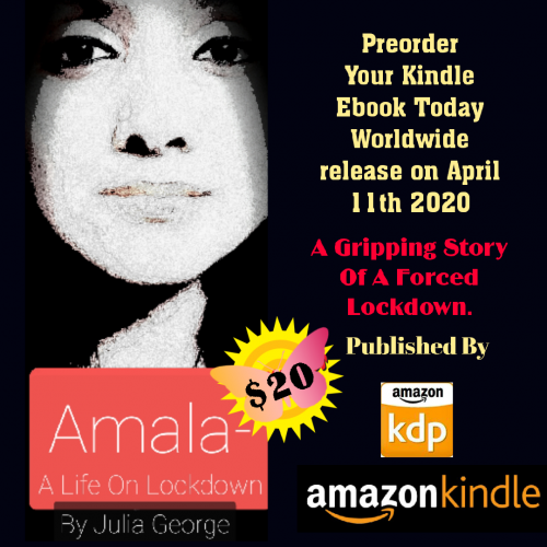 Amala - A Life on Lockdown